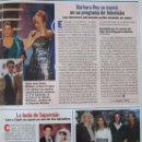 Coleccionismo de Revista Pronto: RECORTE REVISTA PRONTO Nº 1245 1996 BARBARA REY, MARISA MEDINA . Lote 169170240