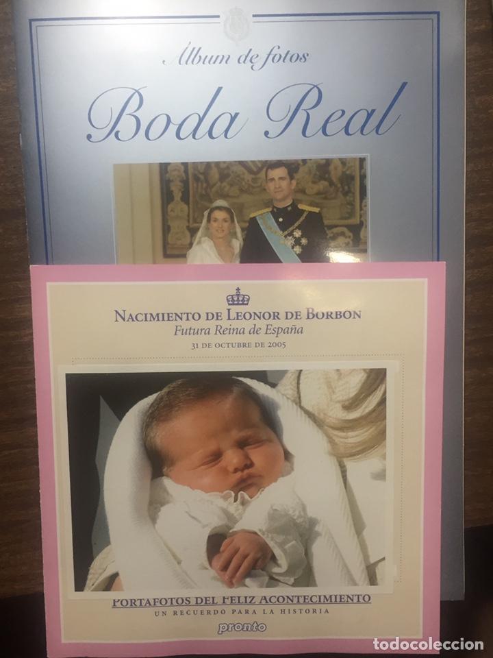 BODA REAL Y NACIMIENTO DE LEON DE BORBON (Papel - Revistas y Periódicos Modernos (a partir de 1.940) - Revista Pronto)