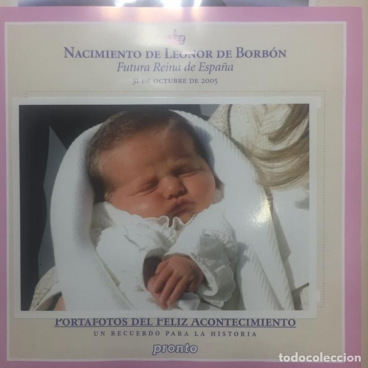 Coleccionismo de Revista Pronto: Boda Real y Nacimiento de Leon de borbon - Foto 3 - 170203768