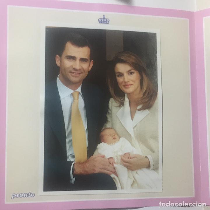 Coleccionismo de Revista Pronto: Boda Real y Nacimiento de Leon de borbon - Foto 4 - 170203768