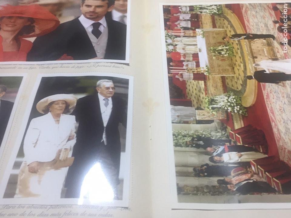 Coleccionismo de Revista Pronto: Boda Real y Nacimiento de Leon de borbon - Foto 10 - 170203768