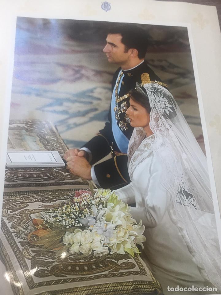 Coleccionismo de Revista Pronto: Boda Real y Nacimiento de Leon de borbon - Foto 11 - 170203768