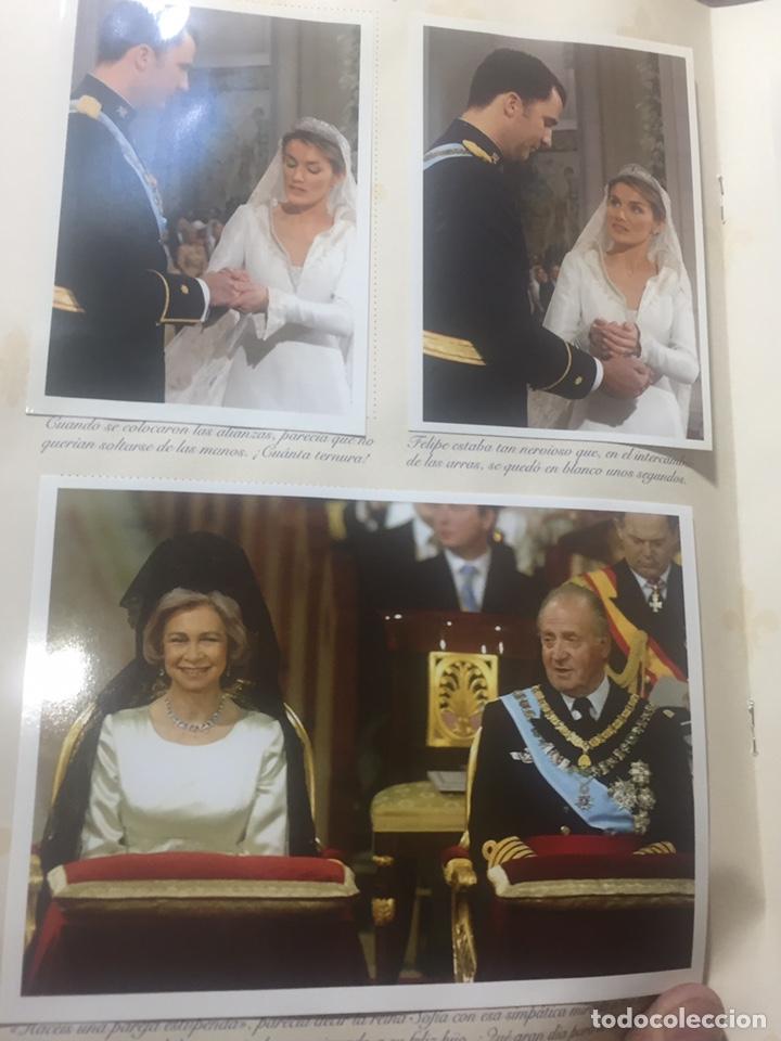 Coleccionismo de Revista Pronto: Boda Real y Nacimiento de Leon de borbon - Foto 12 - 170203768