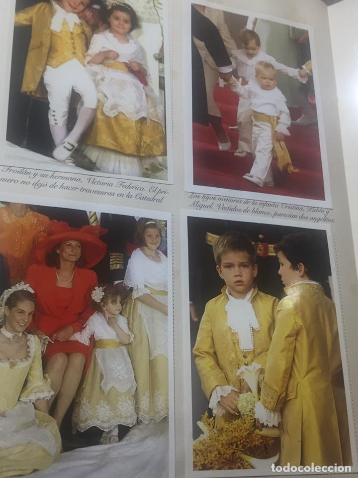 Coleccionismo de Revista Pronto: Boda Real y Nacimiento de Leon de borbon - Foto 15 - 170203768