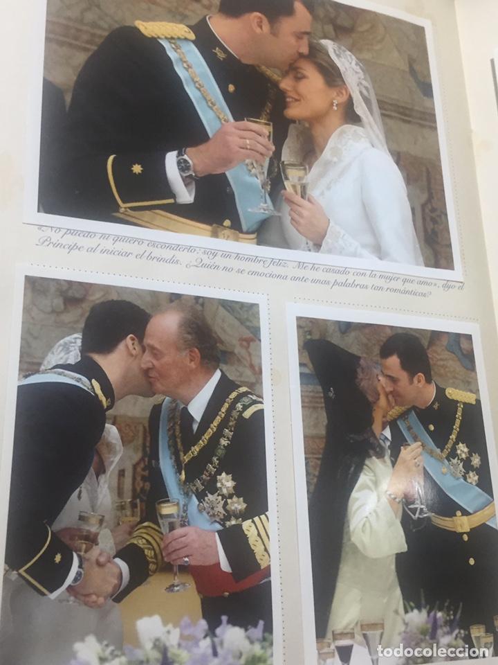 Coleccionismo de Revista Pronto: Boda Real y Nacimiento de Leon de borbon - Foto 16 - 170203768