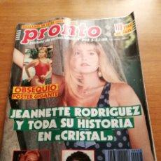 Coleccionismo de Revista Pronto: REVISTA PRONTO 965. Lote 180462817