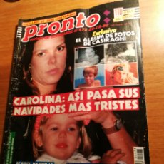 Coleccionismo de Revista Pronto: REVISTA PRONTO 973. Lote 180476076