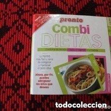 Coleccionismo de Revista Pronto: FICHERO PRONTO COMBI DIETAS ( COMPLETO). Lote 181610638