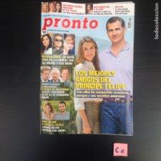 Coleccionismo de Revista Pronto: REVISTA PRONTO. Lote 182479445