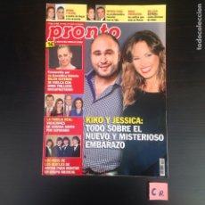 Coleccionismo de Revista Pronto: REVISTA PRONTO. Lote 182479521