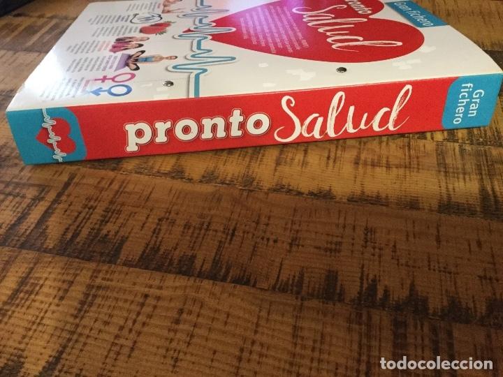 Coleccionismo de Revista Pronto: GRAN FICHERO - PRONTO SALUD - CARPESANO - Foto 3 - 183289733