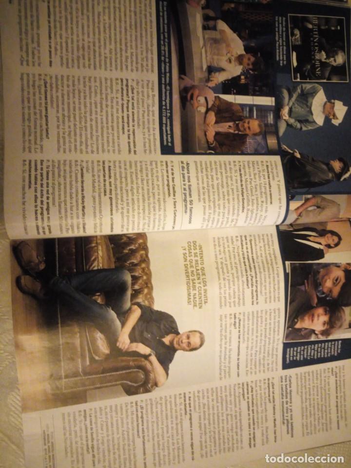 Coleccionismo de Revista Pronto: Revista pronto 2015 Letizia y Rania el reencuentro de dos buenas amigas,conmocion mundial,bertin osb - Foto 7 - 184658262