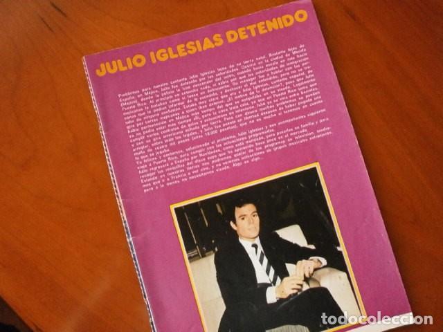 Coleccionismo de Revista Pronto: PRONTO Nº 85 (1973) (DIFICIL) JULIO IGLESIAS - ROCIO DURCAL anuncia su embarazo - SERRAT - MASSIEL - Foto 2 - 137337282