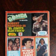 Coleccionismo de Revista Pronto: REVISTA/COMIC BOMBA. PRONTO. Nº 14. 7-1-80.. Lote 186299632