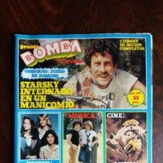 Coleccionismo de Revista Pronto: REVISTA/COMIC BOMBA. PRONTO. Nº 15. 14-1-80.. Lote 186301532