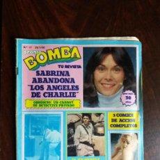 Coleccionismo de Revista Pronto: REVISTA/COMIC BOMBA. PRONTO. Nº 17. 28-1-80.. Lote 186303285
