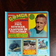 Coleccionismo de Revista Pronto: REVISTA/COMIC BOMBA. PRONTO. Nº 24. 1980.. Lote 187319483
