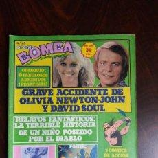 Coleccionismo de Revista Pronto: REVISTA/COMIC BOMBA. PRONTO. Nº 25. 1980.. Lote 187428640