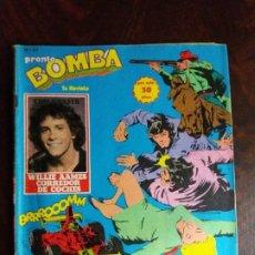 Coleccionismo de Revista Pronto: REVISTA/COMIC BOMBA. PRONTO. Nº 27. 1980.. Lote 187694208