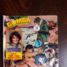Coleccionismo de Revista Pronto: REVISTA/COMIC BOMBA. PRONTO. Nº 28. 1980.. Lote 188472908