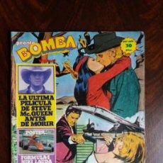Coleccionismo de Revista Pronto: REVISTA/COMIC BOMBA. PRONTO. Nº 29. 1980.. Lote 188480268