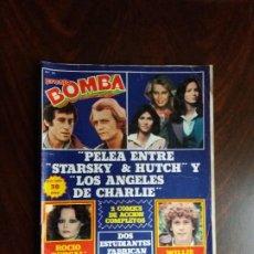 Coleccionismo de Revista Pronto: REVISTA/COMIC BOMBA. PRONTO. Nº 34. 1980.. Lote 188492287