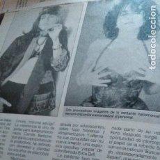 Coleccionismo de Revista Pronto: 2 COLECCIONABLES BIOGRAFÍA MADONNA REVISTA PRONTO 1991. Lote 188584336