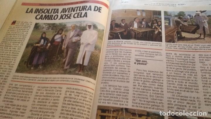 Coleccionismo de Revista Pronto: REVISTA PRONTO 685 MARÍA JIMÉNEZ, NOTICIA ISABEL PANTOJA , MECANO EN JUEGOS EUROPEOS AÑO 1985 - Foto 5 - 189307348