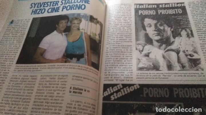 Coleccionismo de Revista Pronto: REVISTA PRONTO 699 ISABEL PANTOJA, PAQUIRRI, KIKO LEDGARD, ANA OBREGÓN EN EL EQUIPO A AÑO 1985 - Foto 2 - 189307520