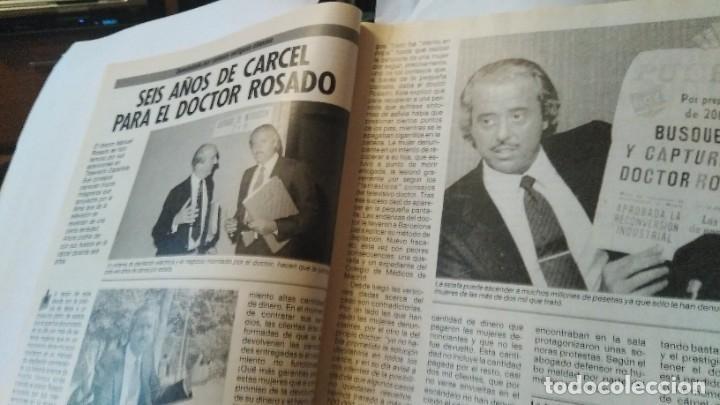 Coleccionismo de Revista Pronto: REVISTA PRONTO 706 ISABEL PANTOJA, ROCÍO JURADO, EL VAQUILLA, DOCTOR ROSADO AÑO 1985 - Foto 6 - 189307546