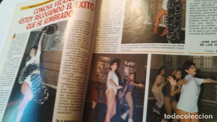 Coleccionismo de Revista Pronto: REVISTA PRONTO 706 ISABEL PANTOJA, ROCÍO JURADO, EL VAQUILLA, DOCTOR ROSADO AÑO 1985 - Foto 7 - 189307546