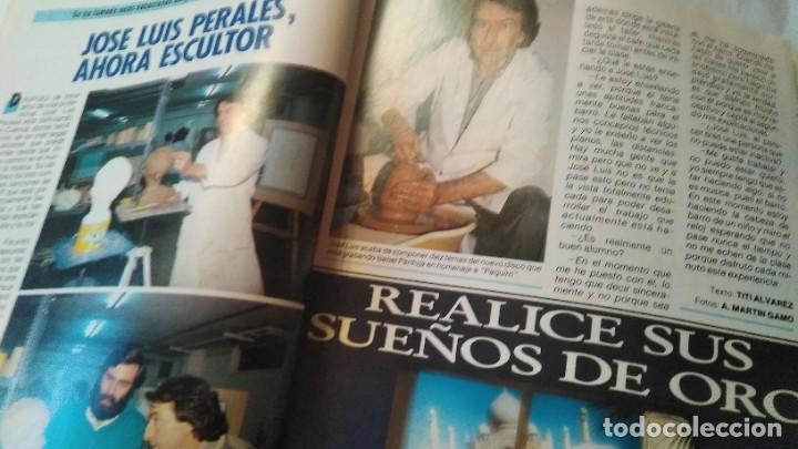 Coleccionismo de Revista Pronto: REVISTA PRONTO 706 ISABEL PANTOJA, ROCÍO JURADO, EL VAQUILLA, DOCTOR ROSADO AÑO 1985 - Foto 8 - 189307546