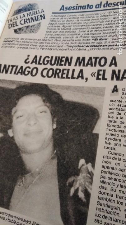 Coleccionismo de Revista Pronto: REVISTA PRONTO 696 EL NANI, LOLA FLORES, SMILJA MIHAILOVICH, RIVERITA AÑO 1985 - Foto 2 - 189630278