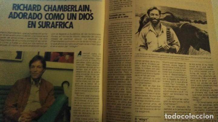 Coleccionismo de Revista Pronto: REVISTA PRONTO 679 AÑO 1985 CHIQUETETE, ROCÍO JURADO, PALOMA SAN BASILIO EUROVISIÓN - Foto 2 - 190013421