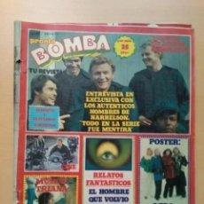 Coleccionismo de Revista Pronto: REVISTA BOMBA. NUM 12 PRONTO. Lote 190729912