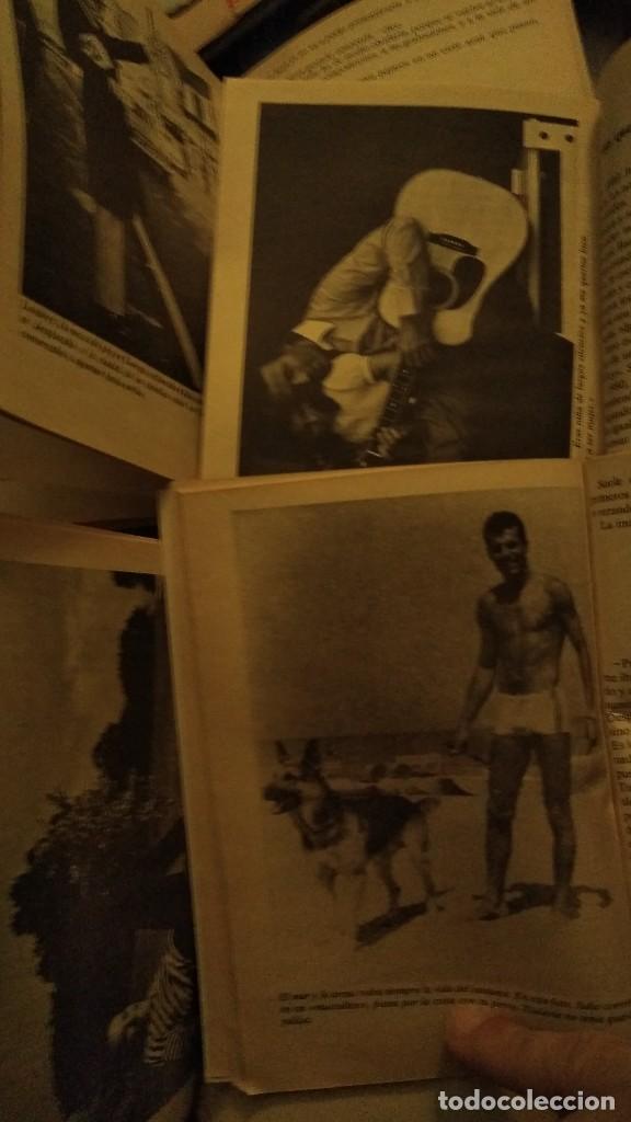 Coleccionismo de Revista Pronto: 4 LIBROS SOBRE LA VIDA DE JULIO IGLESIAS AÑOS 80 REVISTA PRONTO SENTIMIENTOS - Foto 2 - 191426291