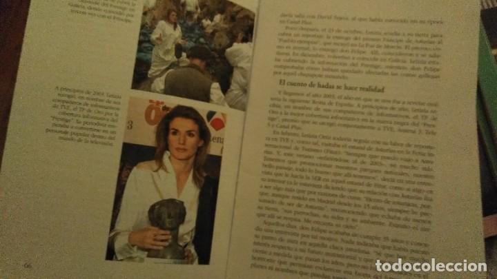 Coleccionismo de Revista Pronto: BIOGRAFÍA REINA LETIZIA ORTIZ REVISTA PRONTO - Foto 2 - 191426315