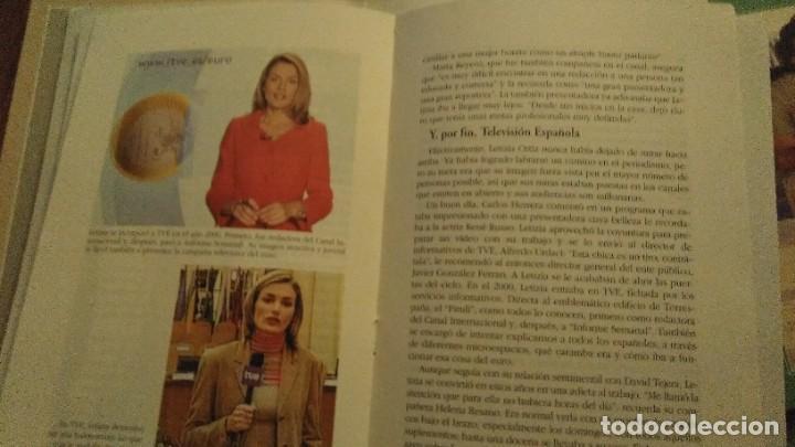 Coleccionismo de Revista Pronto: BIOGRAFÍA REINA LETIZIA ORTIZ REVISTA PRONTO - Foto 3 - 191426315