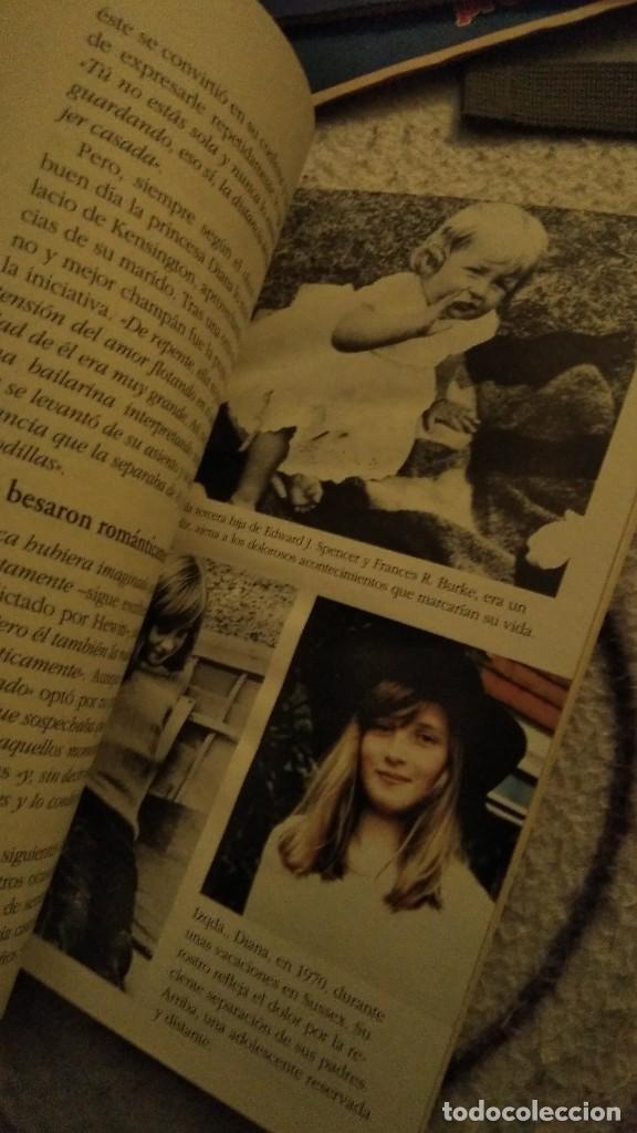 Coleccionismo de Revista Pronto: BIOGRAFÍA LADY DI REVISTA PRONTO - Foto 2 - 191426390