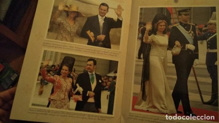 Coleccionismo de Revista Pronto: REVISTA PRONTO EXTRA BODA REAL FELIPE DE BORBÓN Y LETIZIA ORTIZ AÑO 2004 - Foto 2 - 191426455