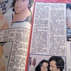 Coleccionismo de Revista Pronto: REVISTA PRONTO 336 AÑO 1978 TONY LEBLANC, FERNANDO ESTESO, PERALES, STARSKY Y HUTCH. Lote 193301941