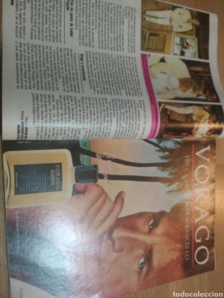 Coleccionismo de Revista Pronto: Revista Pronto 814 Madonna Lydia Bosch Ana Obregón Sara Montiel Don Johnson - Foto 6 - 193450856
