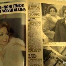 Coleccionismo de Revista Pronto: REVISTA PRONTO 633 AÑO 1984 GRUPO MECANO, TONY LEBLANC, CARMEN SEVILLA, REINA SOFÍA Y LAS INFANTAS. Lote 194254382