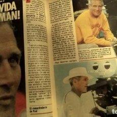 Coleccionismo de Revista Pronto: REVISTA PRONTO 645 AÑO 1984 MARISOL, MANOLO DE VEGA, CANCIONERO ARIEL ROTH, PAUL NEWMAN. Lote 194254447