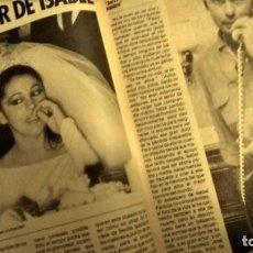 Coleccionismo de Revista Pronto: REVISTA PRONTO 649 AÑO 1984 ISABEL PANTOJA, PAQUIRRI, GRUPO MECANO . Lote 194254451