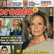 Coleccionismo de Revista Pronto: PRONTO Nº 2351 (2017). Lote 194347850