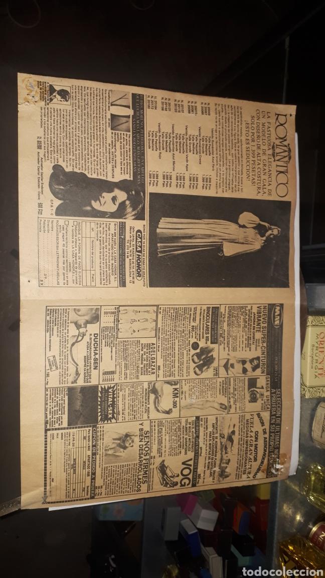 Coleccionismo de Revista Pronto: Antiguo póster MAZINGER Z REVISTA PRONTO POSTER 9 - Foto 4 - 194510950