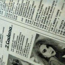 Coleccionismo de Revista Pronto: REVISTA PRONTO 731 AÑO 1986 SYLVESTER STALLONE, ALASKA, DINASTÍA, SCHARZENEGGER, MADONNA. Lote 194542132