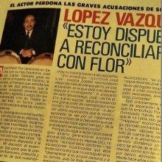 Coleccionismo de Revista Pronto: REVISTA PRONTO 847 AÑO 1988 POSTER DANUTA, MARTA SÁNCHEZ, SERGIO Y ESTÍBALIZ. Lote 194742711