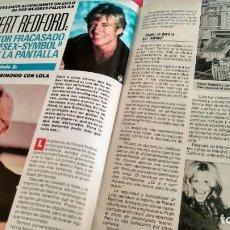 Coleccionismo de Revista Pronto: REVISTA PRONTO 880 AÑO 1989 PILAR MIRÓ, SABRINA SALERNO, CONCHA VELASCO, LUSI ALFONSO DE BORBÓN. Lote 194901317